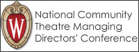 National Community Theatre Managing Directors Conference